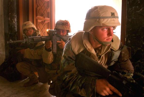 Baghdad「Allies Advance Into Baghdad」:写真・画像(6)[壁紙.com]