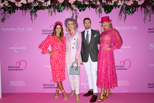 Brent Lewin「Celebrities Attend Chandon Ladies Day」:写真・画像(4)[壁紙.com]