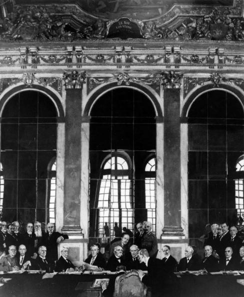Conference - Event「Signing The Treaty Of Versailles」:写真・画像(19)[壁紙.com]