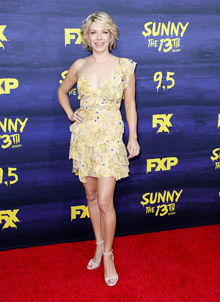 "Yellow「Premiere Of FXX's ""It's Always Sunny In Philadelphia"" Season 13 - Arrivals」:写真・画像(14)[壁紙.com]"