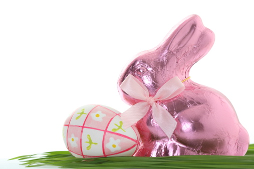 Easter Bunny「Chocolate Easter bunny」:スマホ壁紙(17)