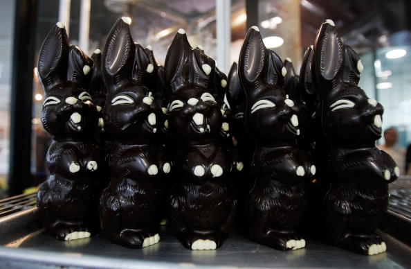 Easter Basket「New York Chocolatier Prepares Easter Basket Treats」:写真・画像(16)[壁紙.com]