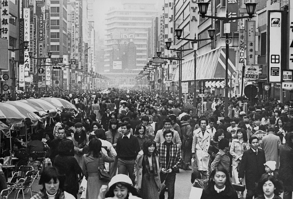 Ginza「Tokyo Shoppers」:写真・画像(4)[壁紙.com]