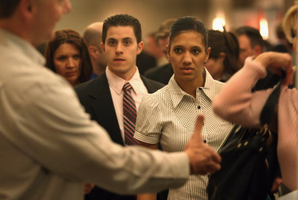 Opportunity「Amid High Unemployment, Denver Holds Job Fair」:写真・画像(5)[壁紙.com]