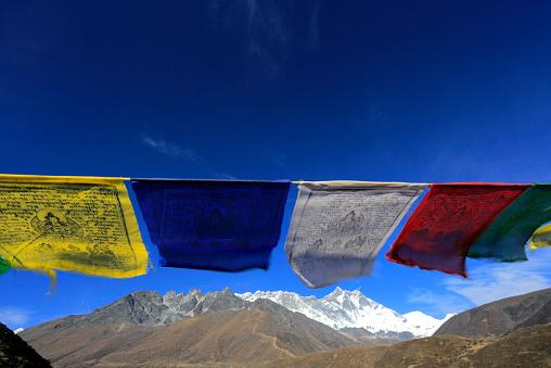 Khumbu「Buddhist Prayer flags」:スマホ壁紙(1)