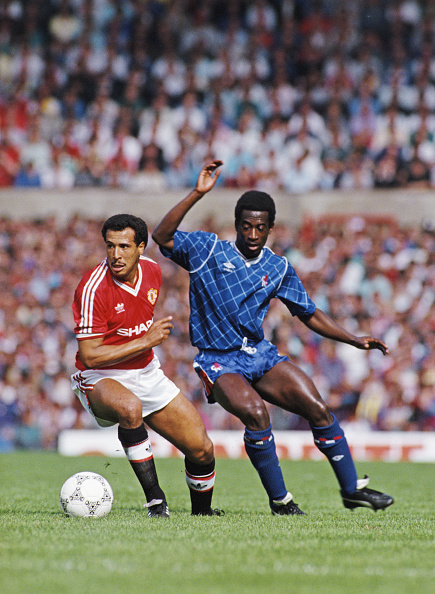 Photography「Remi Moses Manchester United Clive Wilson Chelsea 1987」:写真・画像(10)[壁紙.com]
