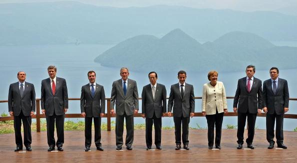 G8「G8 Hokkaido Toyako Summit Continues」:写真・画像(13)[壁紙.com]