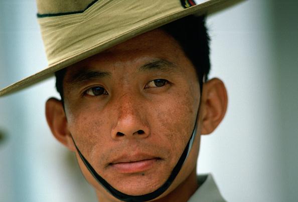 Full Frame「Ghurkha Soldier, Hong Kong」:写真・画像(15)[壁紙.com]