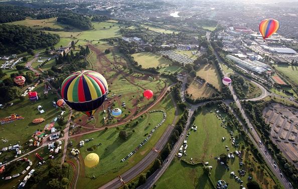 気球「Bristol Balloon Fiesta」:写真・画像(19)[壁紙.com]