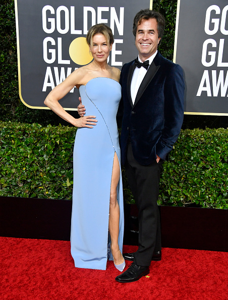 Thigh High Slit「77th Annual Golden Globe Awards - Arrivals」:写真・画像(12)[壁紙.com]