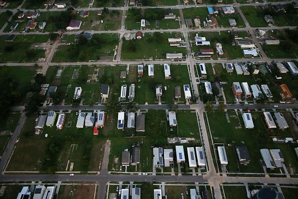 Ninth Ward「New Orleans Prepares To Mark 10 Year Anniversary Of Hurricane Katrina」:写真・画像(19)[壁紙.com]