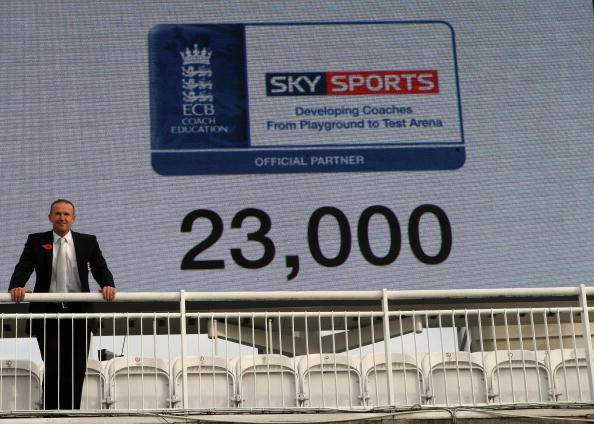 Andrew Flower「ECB Sky Sports Coaches Event with England Team Director Andy Flower」:写真・画像(15)[壁紙.com]