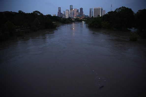 Weather「Houston Area Begins Slow Recovery From Catastrophic Harvey Storm Damage」:写真・画像(9)[壁紙.com]