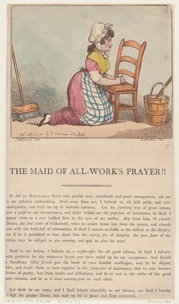 Mop「The Maid Of All-Works Prayer!!」:写真・画像(14)[壁紙.com]
