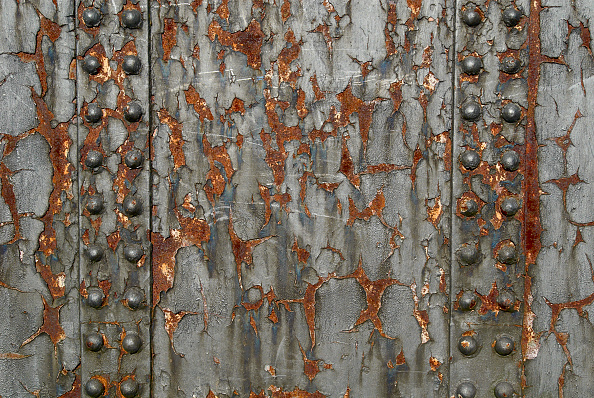 Metal「Extensive rusting on girders」:写真・画像(11)[壁紙.com]