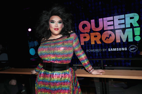Jasmine Rice「BuzzFeed Hosts Its 2nd Annual Queer Prom Powered By Samsung For LGBTQ+ Youth In New York At Samsung 837」:写真・画像(2)[壁紙.com]