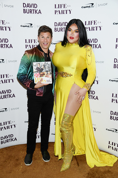 Jasmine Rice「David Burtka Celebrates The Launch Of The Life Is A Party Cookbook In New York City With The Capital One Savor® Credit Card」:写真・画像(5)[壁紙.com]
