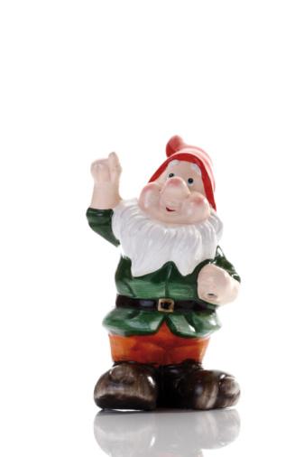 Figurine「Garden gnome, close up」:スマホ壁紙(7)