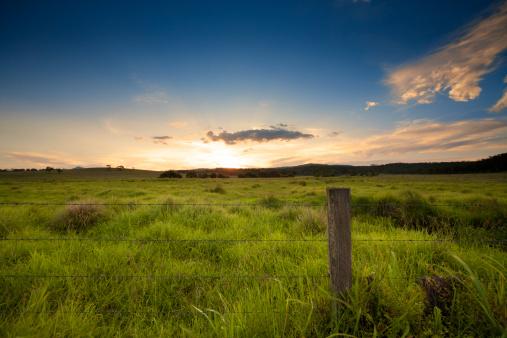 Queensland「Rustic Fence」:スマホ壁紙(13)