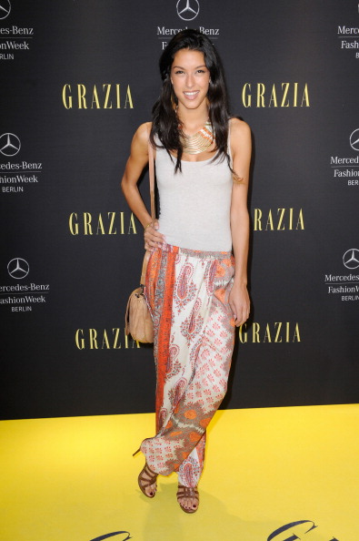 Design Element「Mercedes-Benz Fashion Week Berlin Spring/Summer 2014 Preview Show by Grazia - Arrivals」:写真・画像(2)[壁紙.com]
