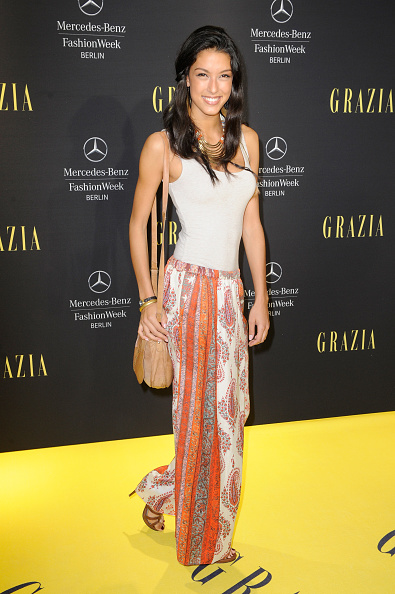 Design Element「Mercedes-Benz Fashion Week Berlin Spring/Summer 2014 Preview Show by Grazia - Arrivals」:写真・画像(4)[壁紙.com]