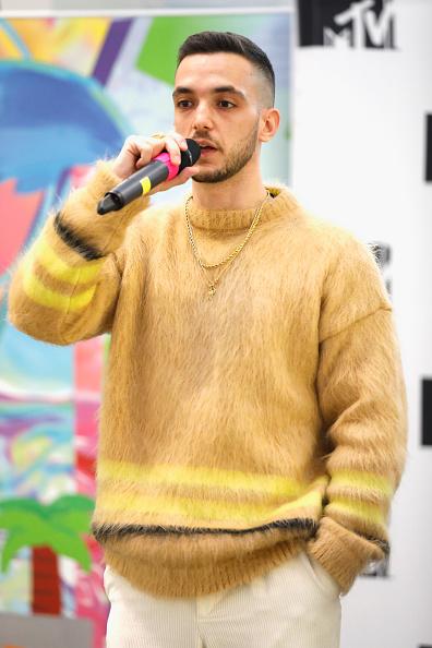 Tristan Fewings「MTV Announce EMAs 2018 Host City」:写真・画像(8)[壁紙.com]