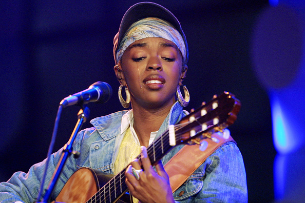 Live Event「MTV Unplugged: Lauryn Hill」:写真・画像(13)[壁紙.com]