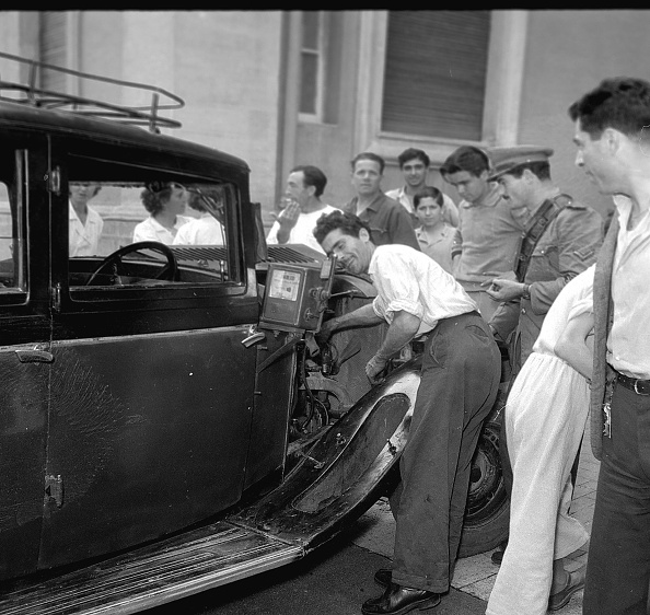 Sicily「Italian criminal Gaspare Pisciotta before going to 'Policlinico hospital', Rome」:写真・画像(18)[壁紙.com]