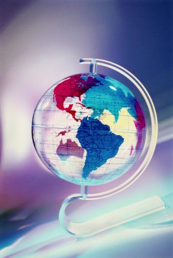 Latitude「Globe on stand」:スマホ壁紙(8)