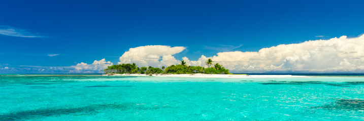 Honduras「Tropical island panoramic」:スマホ壁紙(18)
