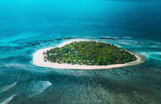 Mamanuca Islands「Tropical Island」:スマホ壁紙(1)