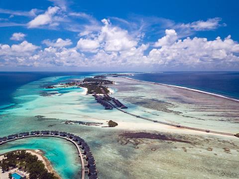 Palapa「Tropical islands,Thulusdhoo, Male, Maldives」:スマホ壁紙(16)