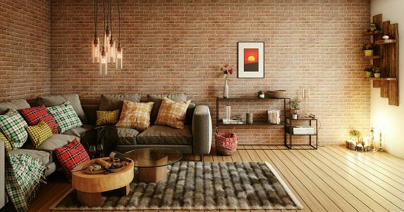 Plaid「Cozy Living Room」:スマホ壁紙(0)