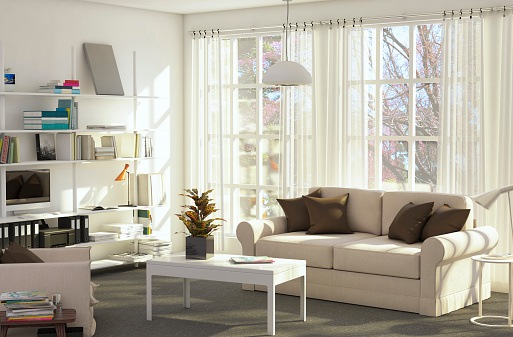 Rug「Cozy Living Room」:スマホ壁紙(14)