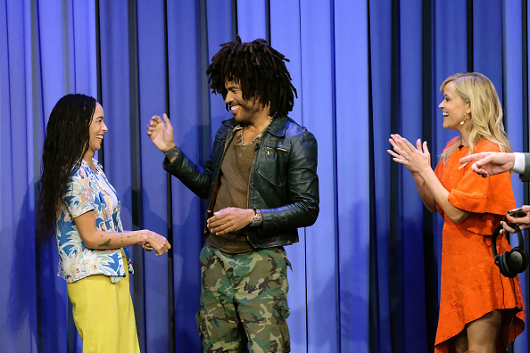 """Reese Witherspoon「Reese Witherspoon Visits """"The Tonight Show Starring Jimmy Fallon""""」:写真・画像(0)[壁紙.com]"""
