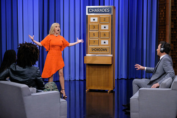 "Reese Witherspoon「Reese Witherspoon Visits ""The Tonight Show Starring Jimmy Fallon""」:写真・画像(8)[壁紙.com]"