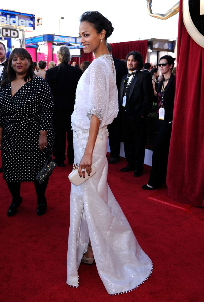 Mermaid Dress「18th Annual Screen Actors Guild Awards - Red Carpet」:写真・画像(12)[壁紙.com]