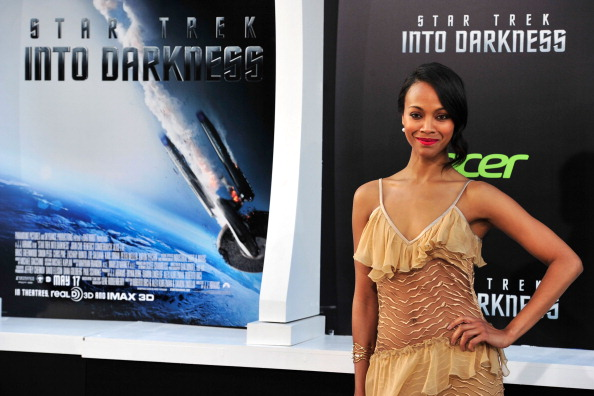 """Paramount Pictures「Premiere Of Paramount Pictures' """"Star Trek Into Darkness"""" - Arrivals」:写真・画像(16)[壁紙.com]"""