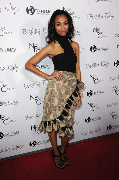 """Skirt「Premiere Of New Films Cinemas """"Burning Palms"""" - Arrivals」:写真・画像(19)[壁紙.com]"""