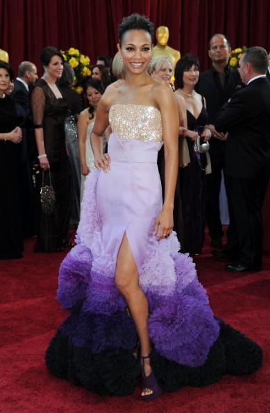 Zoe Saldana「82nd Annual Academy Awards - Arrivals」:写真・画像(16)[壁紙.com]
