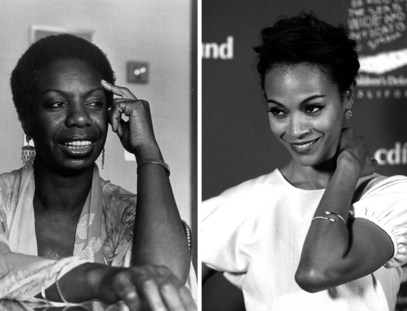 Monty Fresco「FILE PHOTO:  Actress Zoe Saldana To Play Nina Simone In Biopic Role」:写真・画像(6)[壁紙.com]
