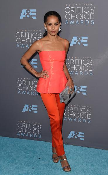 出席する「The 21st Annual Critics' Choice Awards - Arrivals」:写真・画像(7)[壁紙.com]