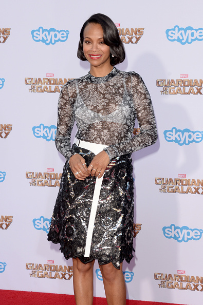 """Awe「Premiere Of Marvel's """"Guardians Of The Galaxy"""" - Arrivals」:写真・画像(5)[壁紙.com]"""