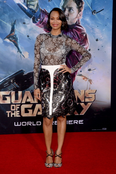 """Awe「Premiere Of Marvel's """"Guardians Of The Galaxy"""" - Arrivals」:写真・画像(4)[壁紙.com]"""