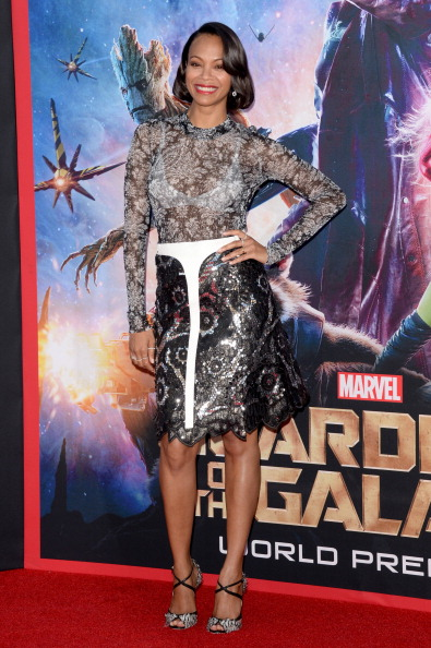 """Awe「Premiere Of Marvel's """"Guardians Of The Galaxy"""" - Arrivals」:写真・画像(6)[壁紙.com]"""
