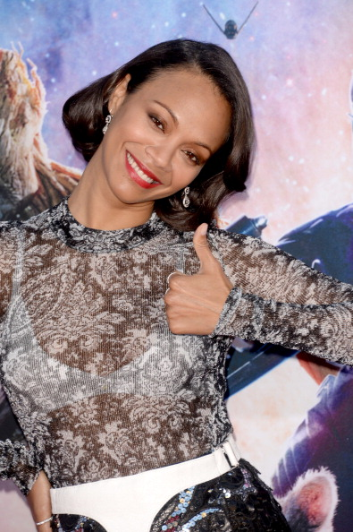 """Awe「Premiere Of Marvel's """"Guardians Of The Galaxy"""" - Arrivals」:写真・画像(7)[壁紙.com]"""