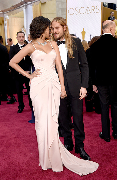 Atelier Versace「87th Annual Academy Awards - Arrivals」:写真・画像(11)[壁紙.com]