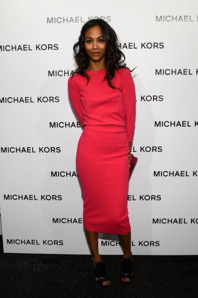 Hot Pink「Michael Kors - Backstage - Fall 2013 Mercedes-Benz Fashion Week」:写真・画像(14)[壁紙.com]