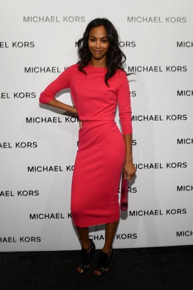 Hot Pink「Michael Kors - Backstage - Fall 2013 Mercedes-Benz Fashion Week」:写真・画像(10)[壁紙.com]
