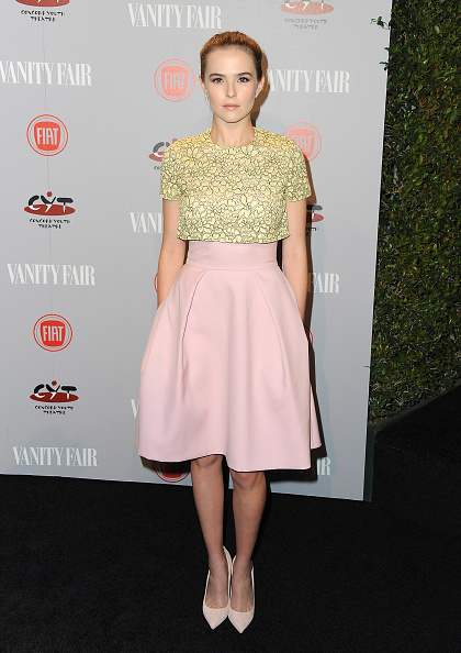 Two Tone - Color「Vanity Fair Campaign Hollywood Young Hollywood Party Sponsored By Fiat - Arrivals」:写真・画像(9)[壁紙.com]